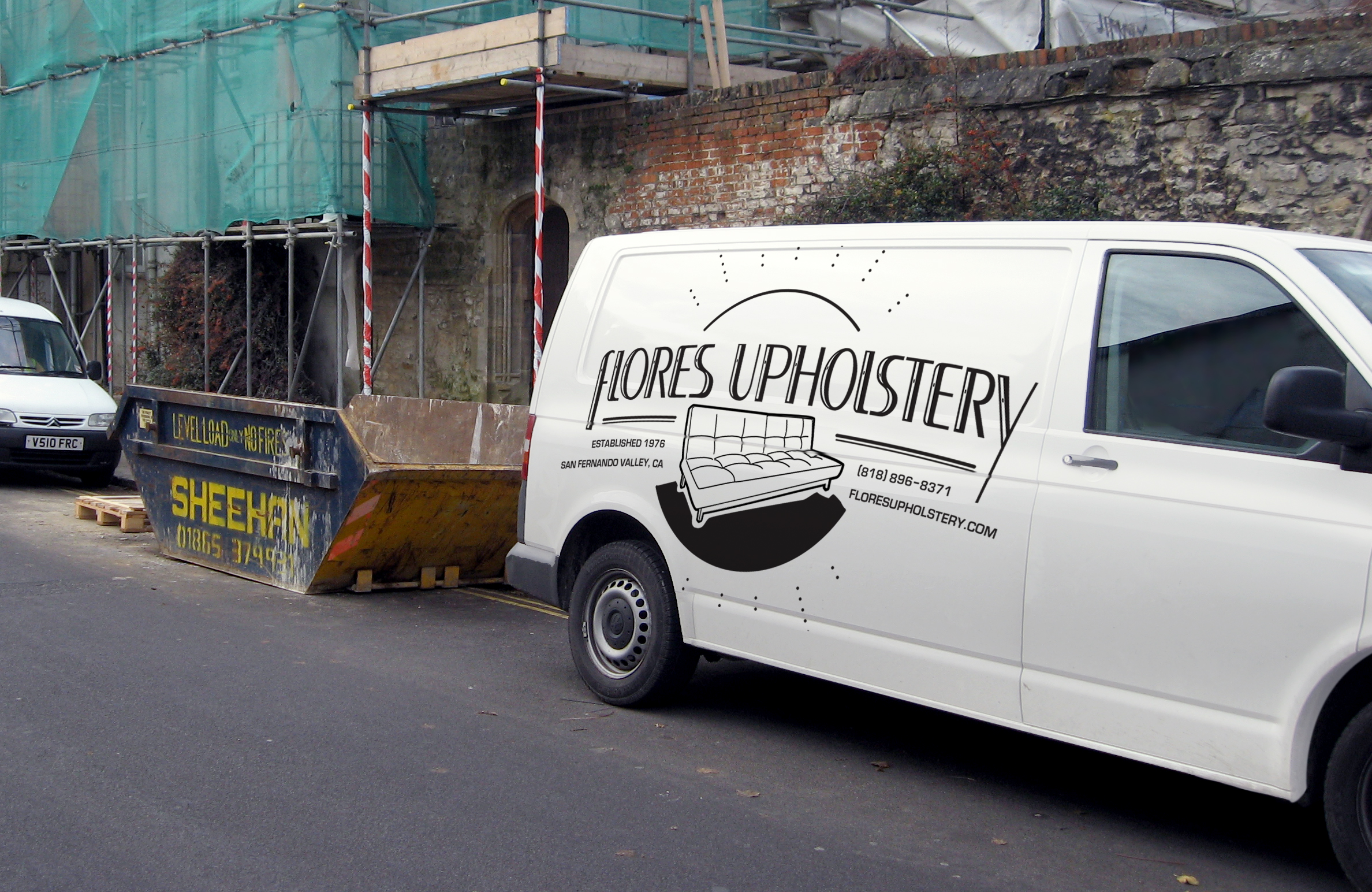 Flores Upholstery